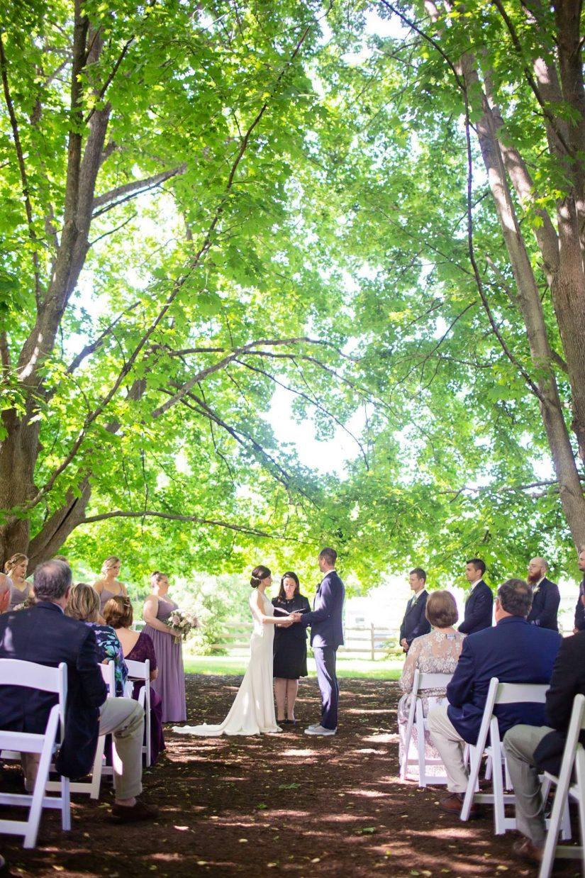 Meredith and Kellan's Ceremony