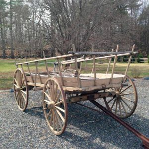 Antique-Wagon