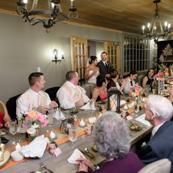 Wine Cellar Dining Room  Wedding