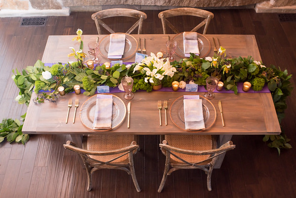 Our Farm Tables and Chairs